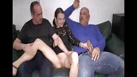 Amerikanka brutal gay porno Caroline Pierce pred nogama perverznjaka